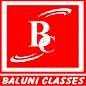 Baluni Classes Dehradun
