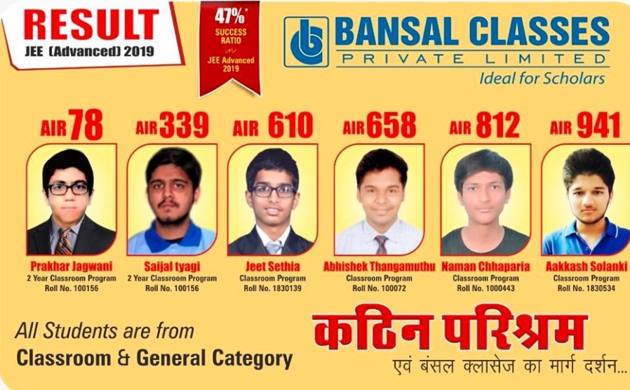 Bansal_Classes_Ali