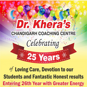 Dr Kheras Chandigarh Coaching Center