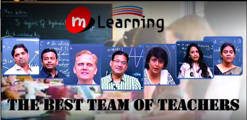 M LEARNING INDIA