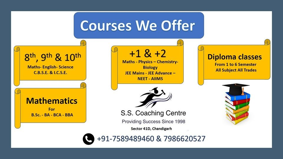 SS Coaching Centre
