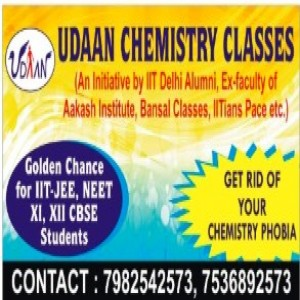 Udaan Chemistry Classes